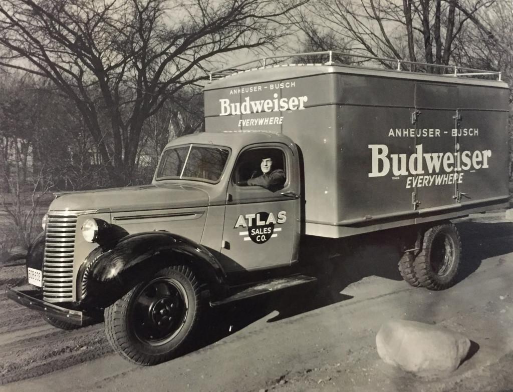Atlas Sales History Truck