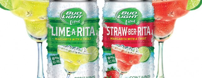 Bud Light Lime Says Hello to Summer with Straw-Ber-Rita
