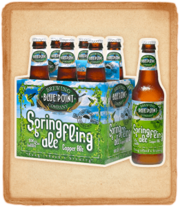 Blue Point Spring Fling Ale