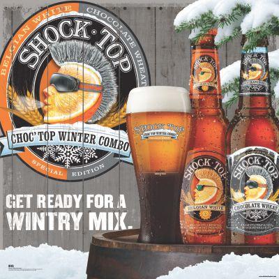 Shock Top Winter Combo 6 pack