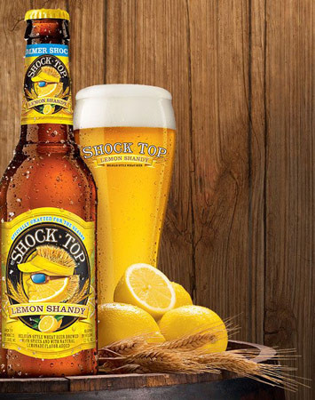 Shocktop Lemon Shandy
