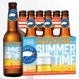 Goose Island Summertime