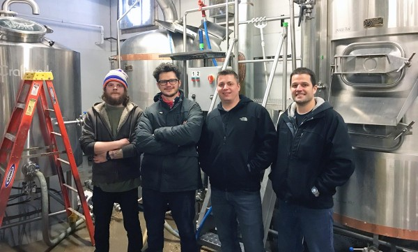 Atlas Team Leader selected in Right Brain Brewery's Homebrew Competition